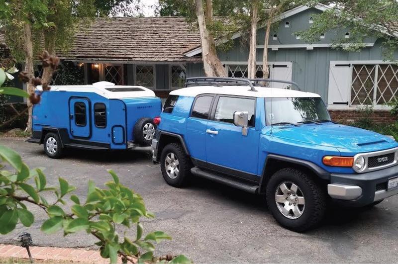 Mini-roulottes Offroad selon mbchoq Fj11