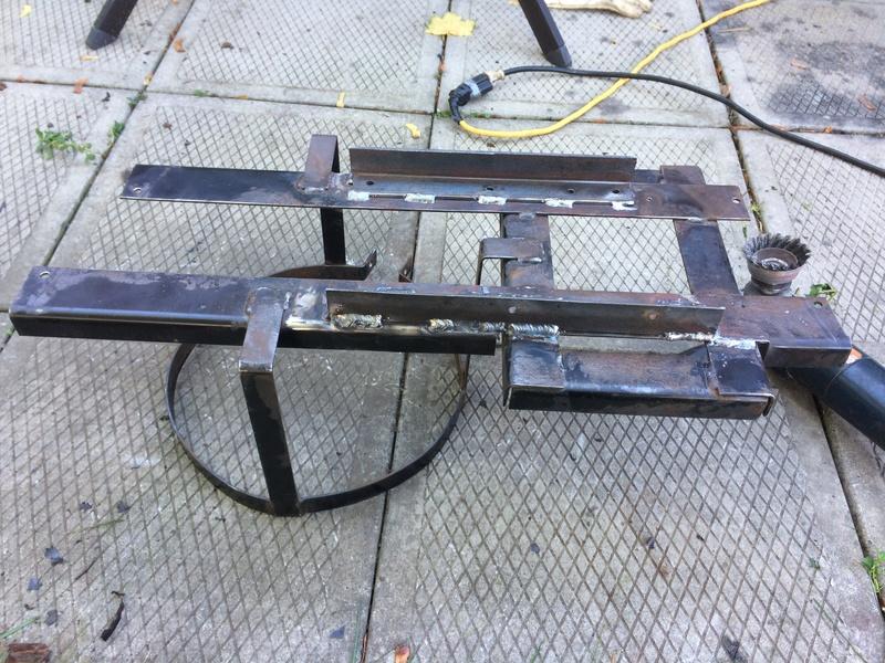 Roulotte T@B : Reconstruction du plancher Img_2419