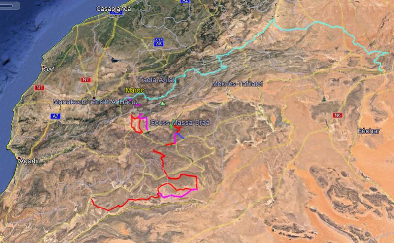Maroc - Raid dans le Saghro Maroc_10
