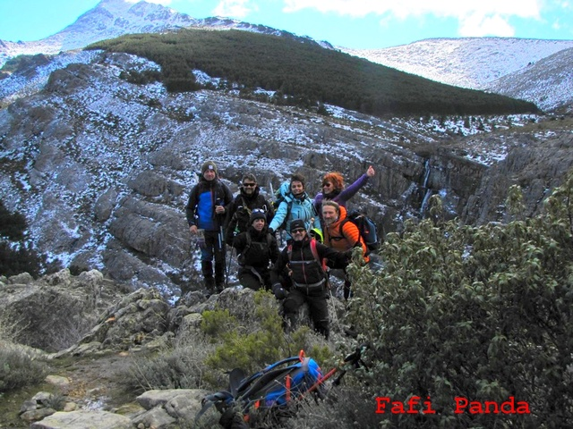 20180127 - EL OCEJÓN desde VALVERDE DE LOS ARROYOS 05415