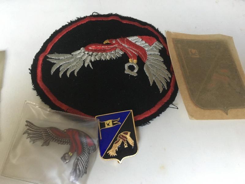 insignes/badges pilote FR escadron de chasse Badge410