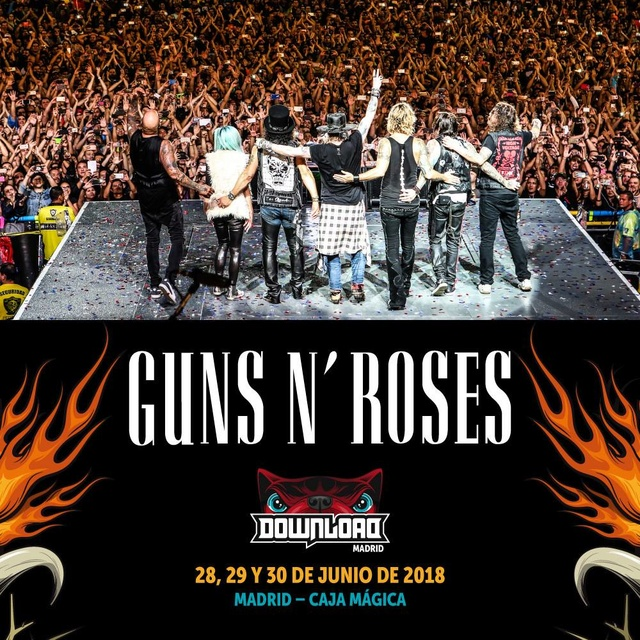Download Festival Madrid 2018 23467010