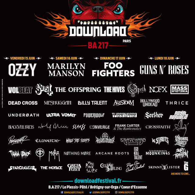 Download Festival France 2018 - Page 3 24958810