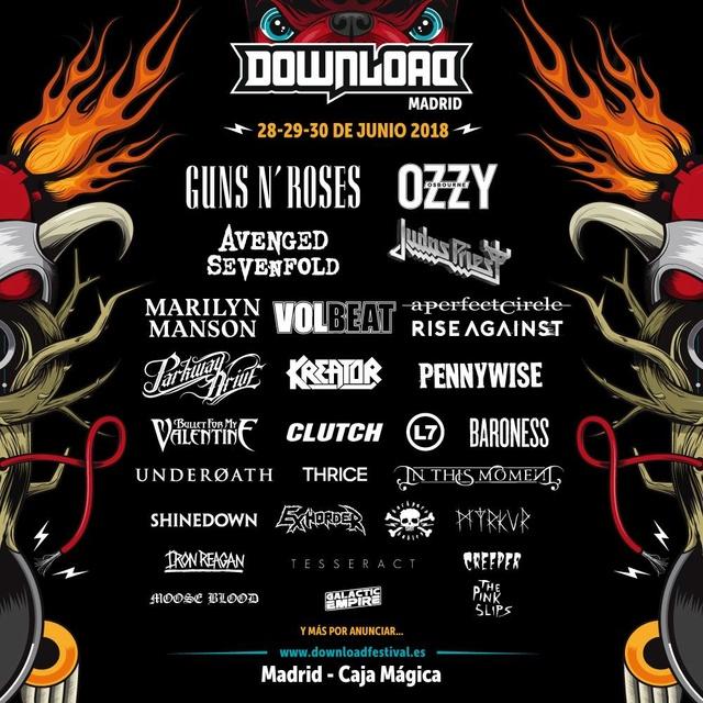 Download Festival Madrid 2018 26840610
