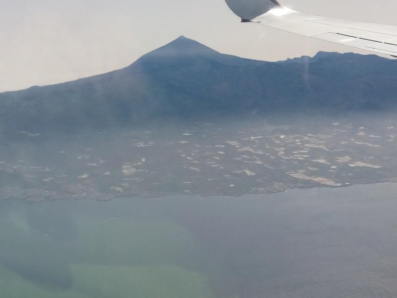 few photos of Tenerife.  20170710
