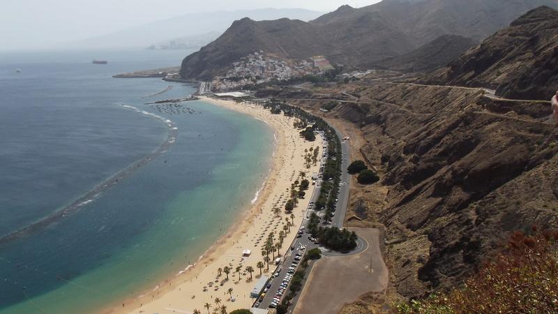 few photos of Tenerife.  Dscf5410