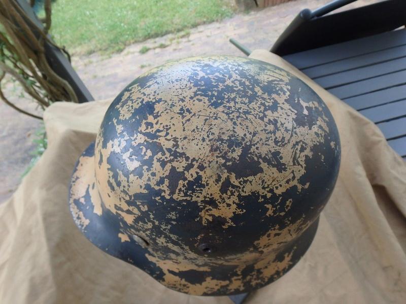 casque M35 sable lw 116