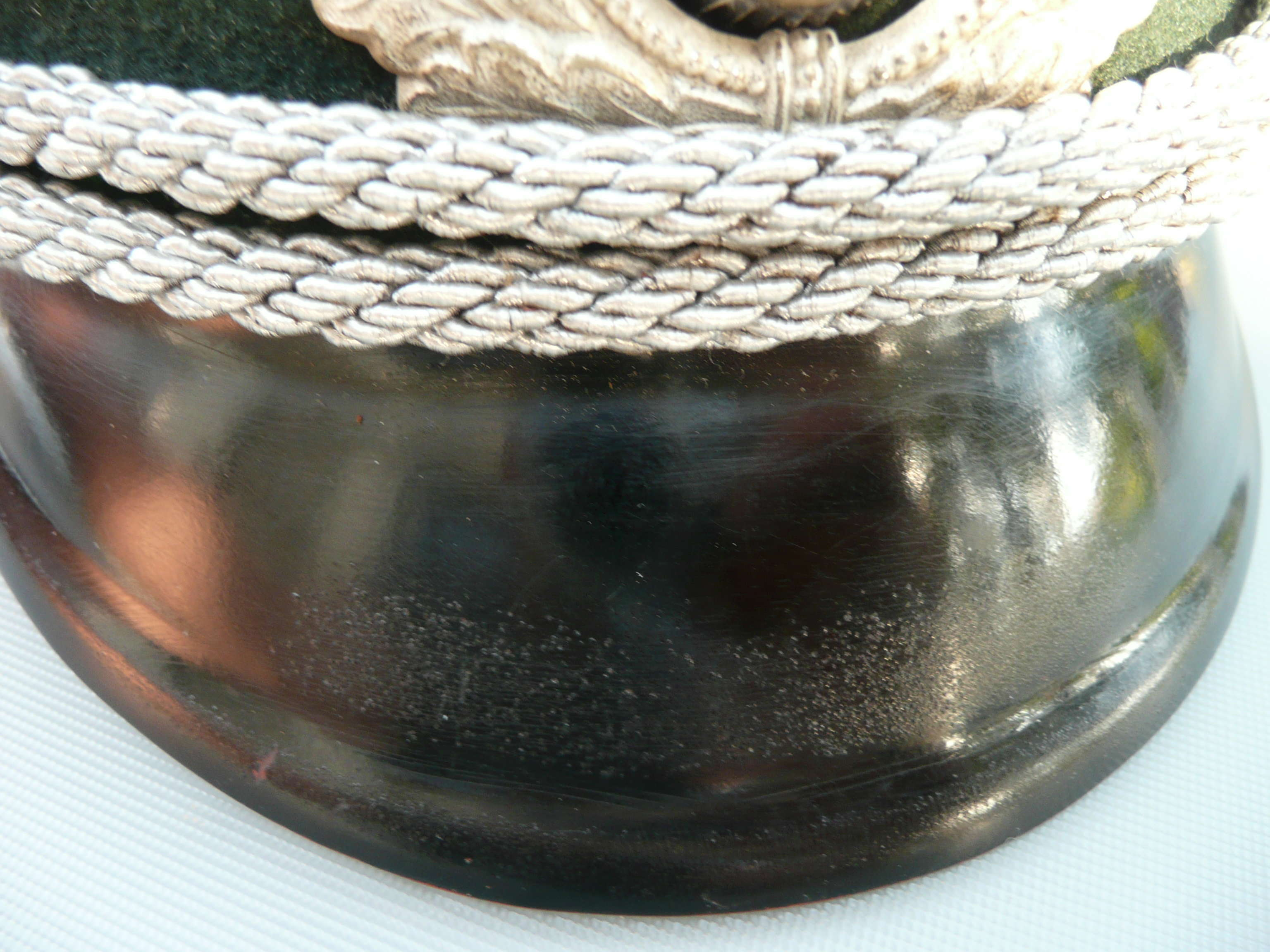casquette off Gebirgsjäger P1040422