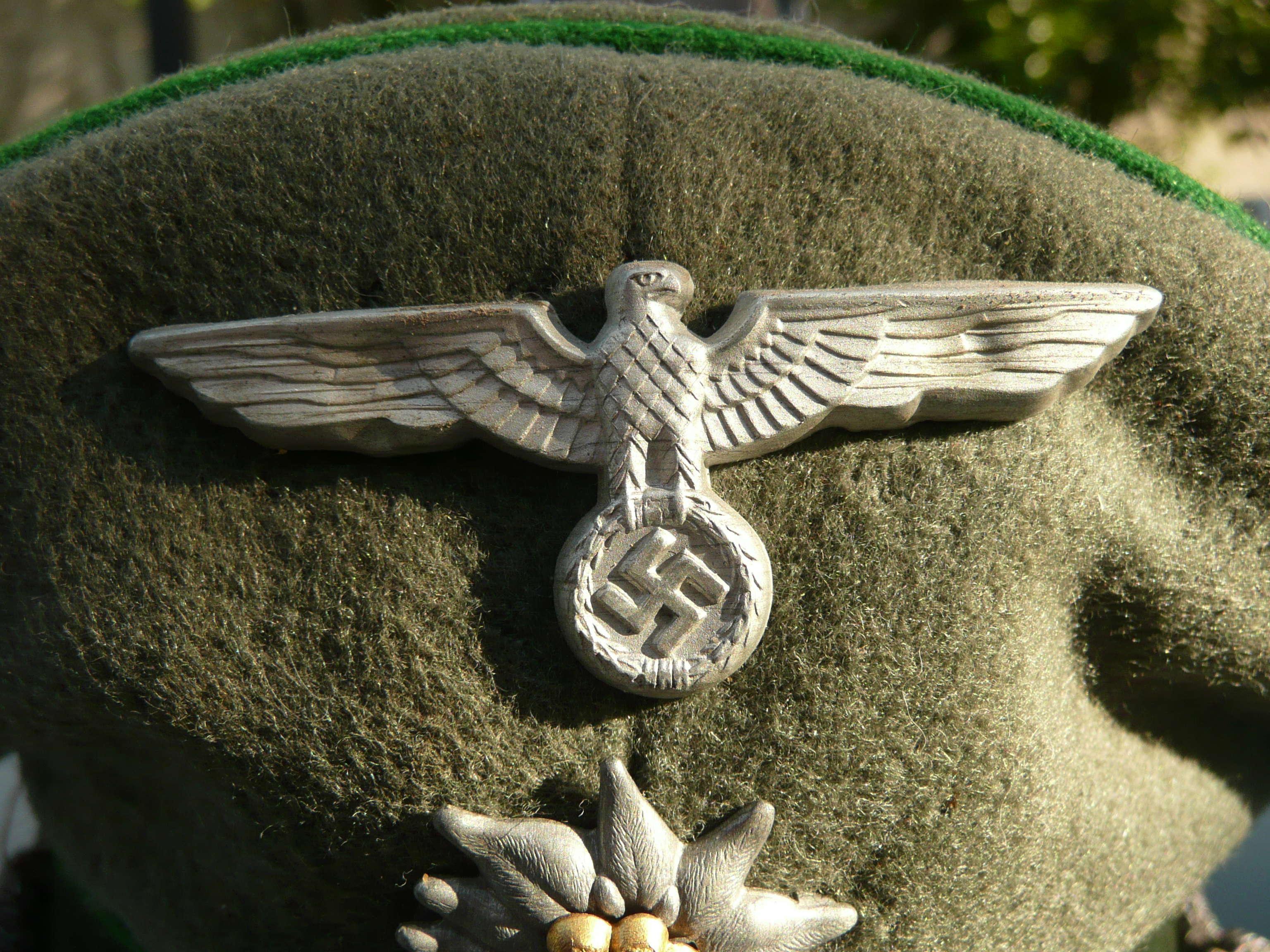 casquette off Gebirgsjäger P1040426