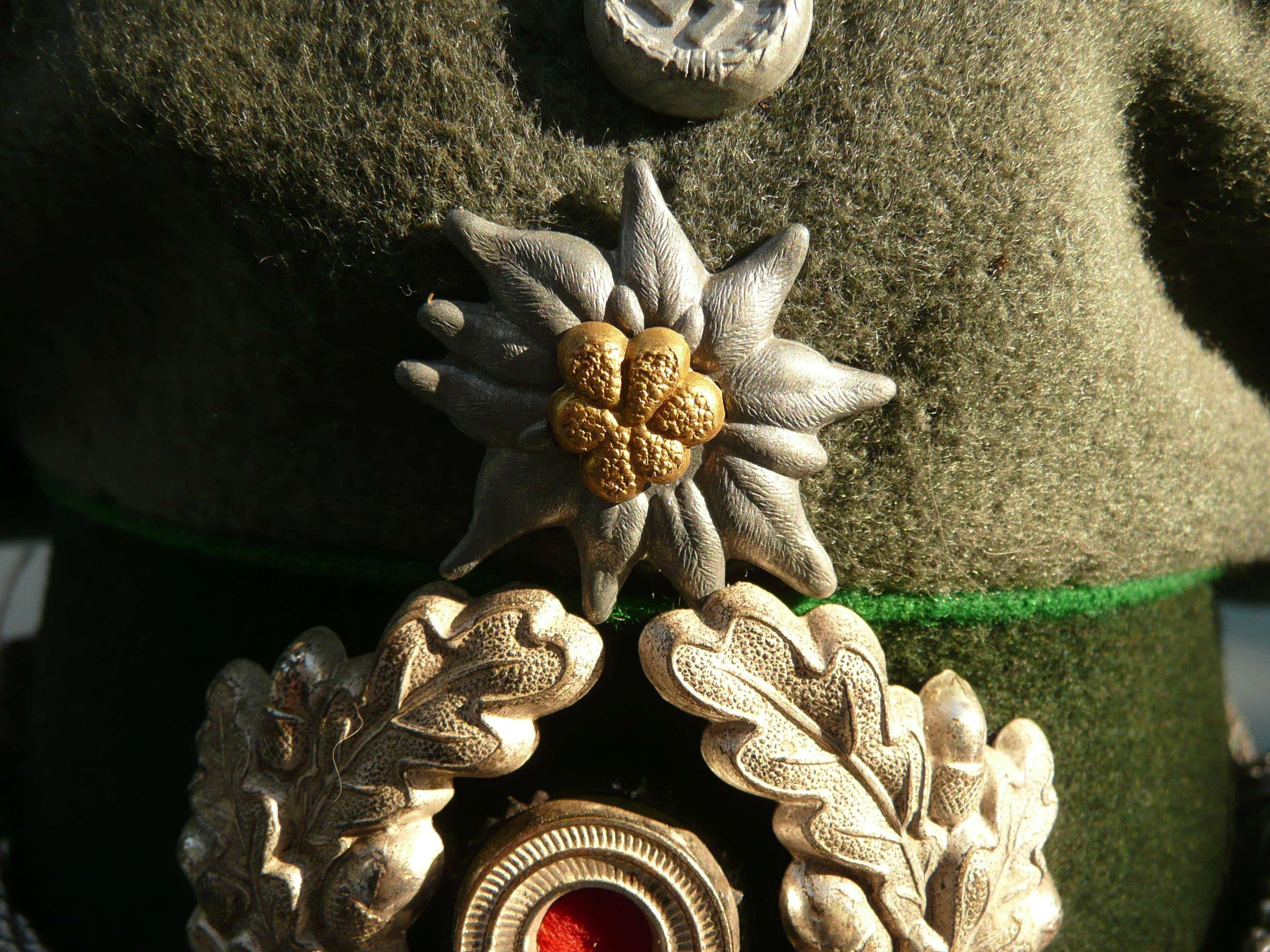 casquette off Gebirgsjäger P1040431