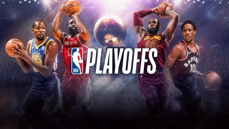 NBA PLAYOFFS 2018 Playof10