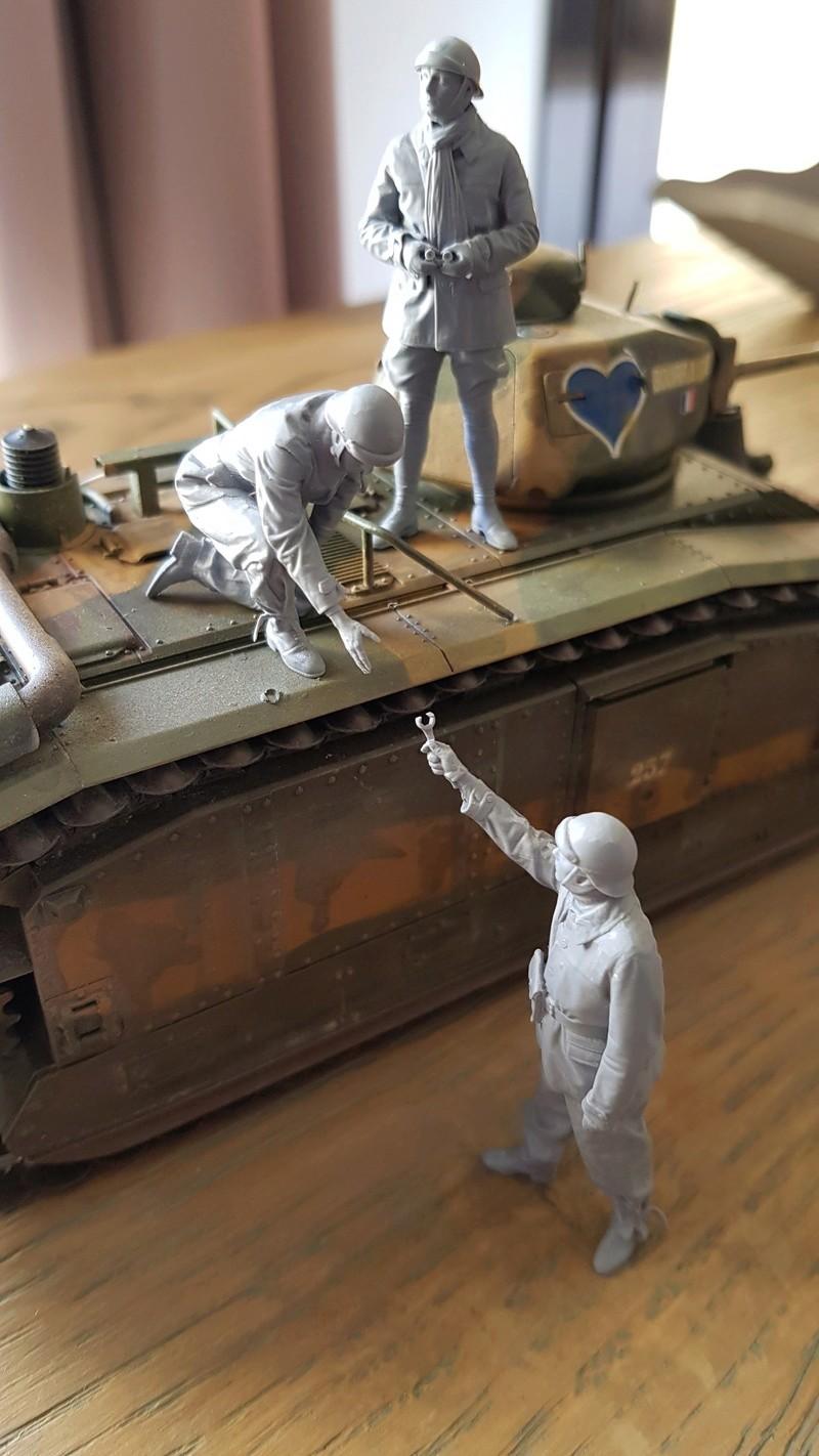 Figurine Reedoak 1/35 Char10