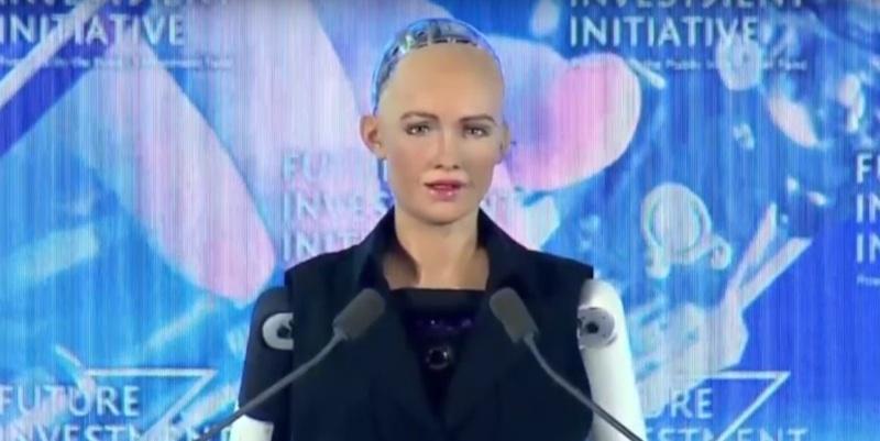 R, Les Robots Sofia10