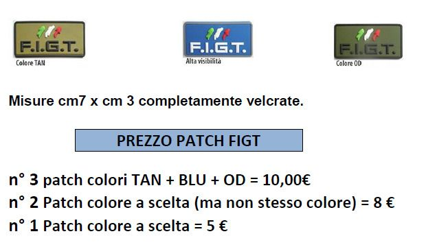 ORDINE PATCH FIGT Patch_10