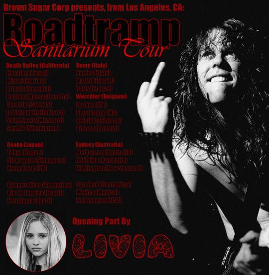 Roadtramp - Sanitarium Tour Sanita10
