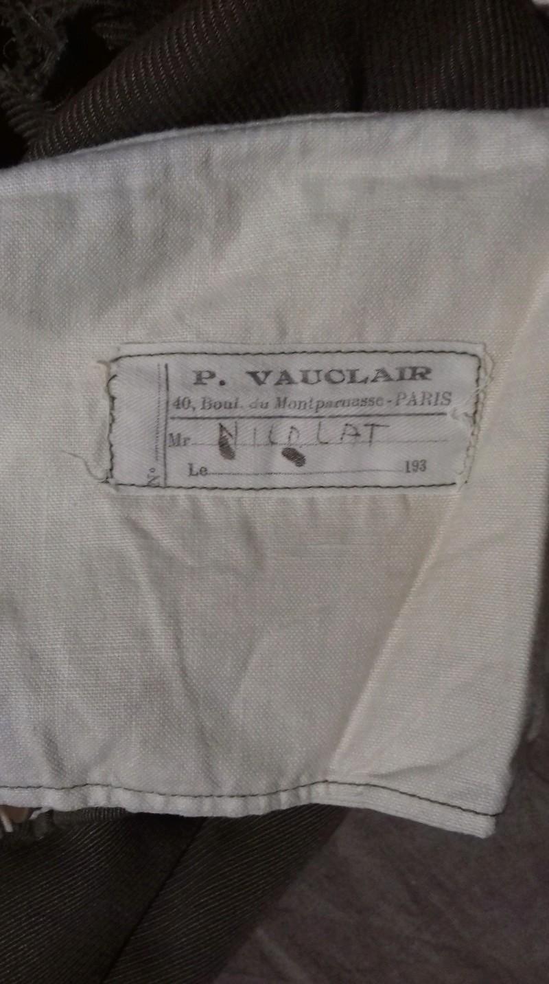 Uniforme du 2 ème RDP 1940. ESC - MAI 1 TERMINEE 20180530