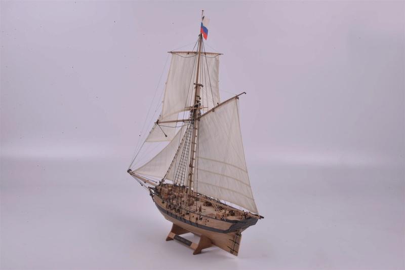 cotre «Avos» 1/72 (Master Korabel) 1806 Cf891c10