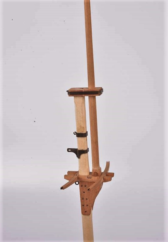 cotre «Avos» 1/72 (Master Korabel) 1806 Dsc_5515
