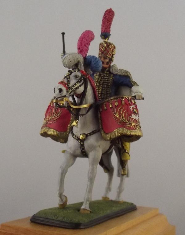Kettle-Drummer of Horse Grenadiers, 1804 K800_181