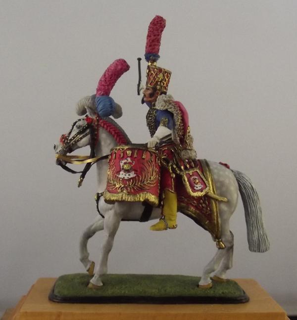 Kettle-Drummer of Horse Grenadiers, 1804 K800_182