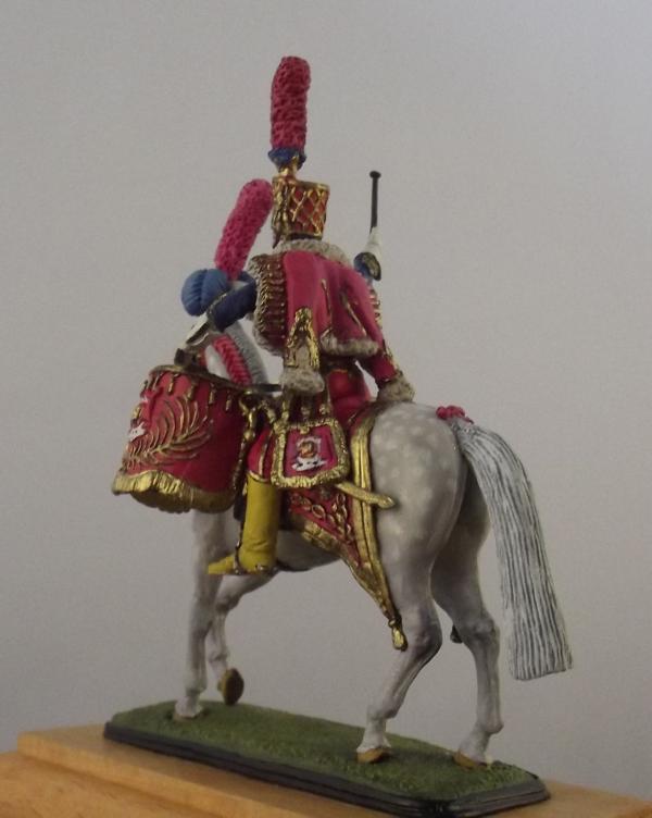 Kettle-Drummer of Horse Grenadiers, 1804 K800_183