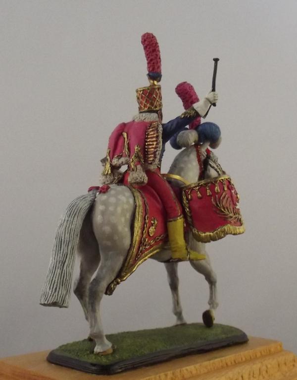Kettle-Drummer of Horse Grenadiers, 1804 K800_184