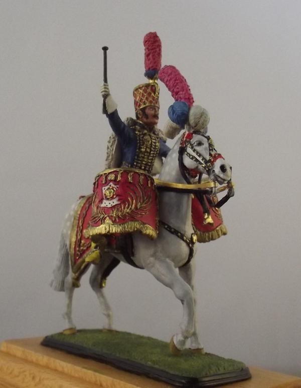 Kettle-Drummer of Horse Grenadiers, 1804 K800_185