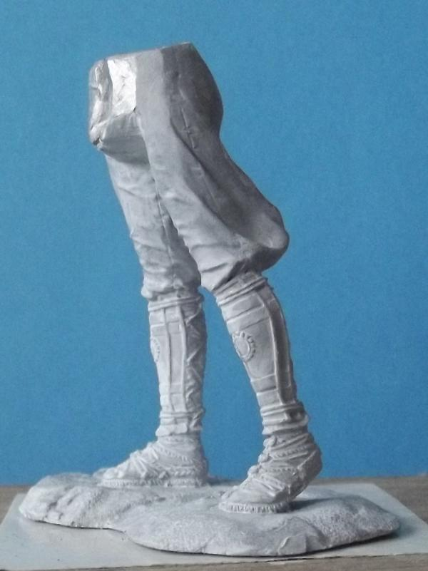 Tomoe Gozen, 90 mm, Alexandros Models K800_219
