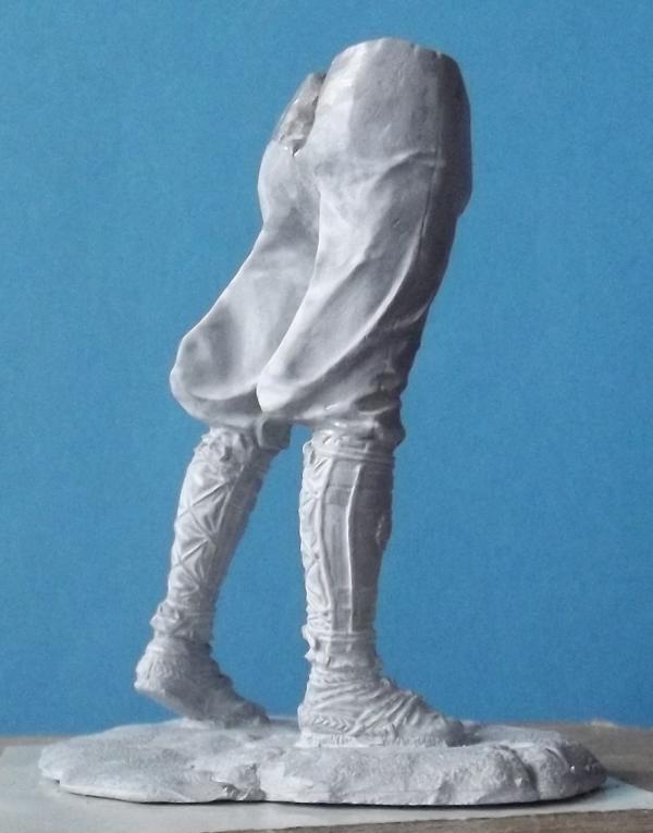 Tomoe Gozen, 90 mm, Alexandros Models K800_220