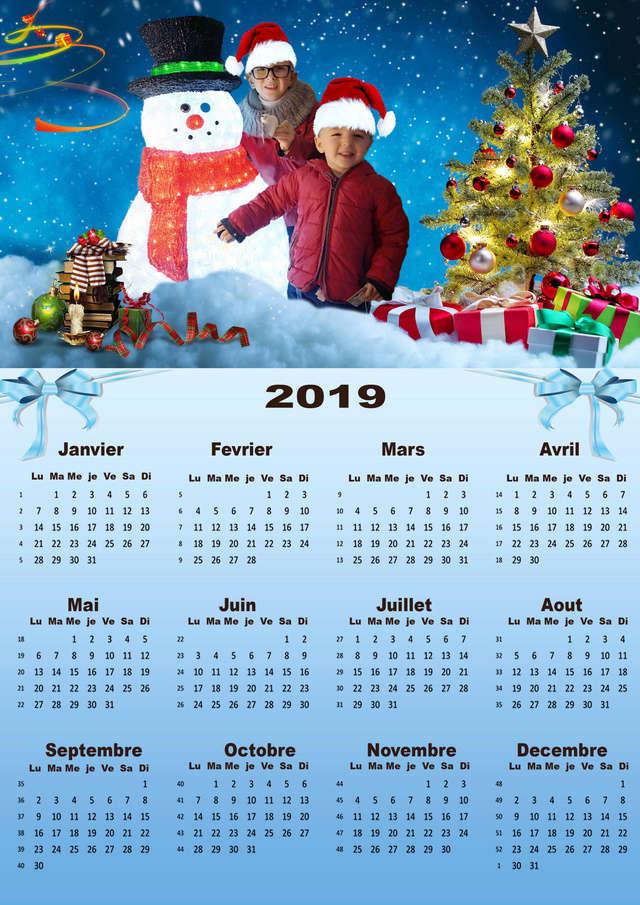 Carte de voeux 2019 Calend11
