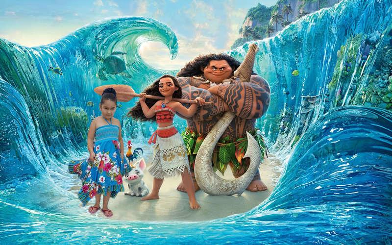 montage sur vaiana Disney11