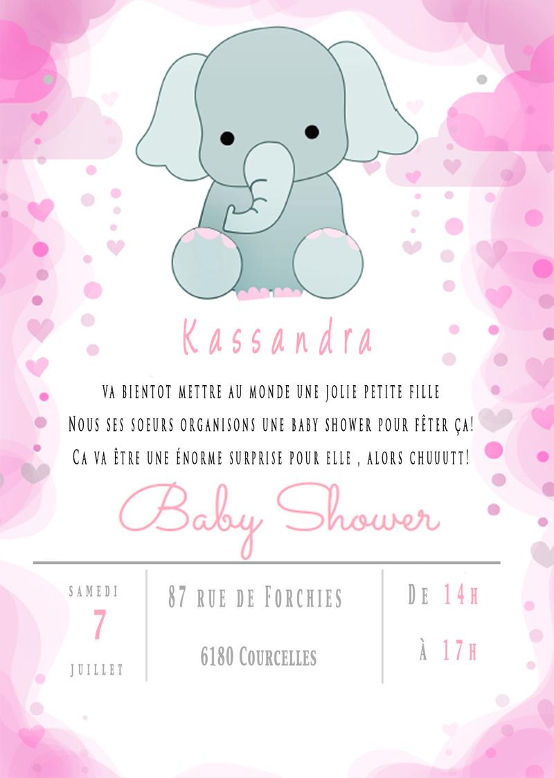 Baby shower Invita10