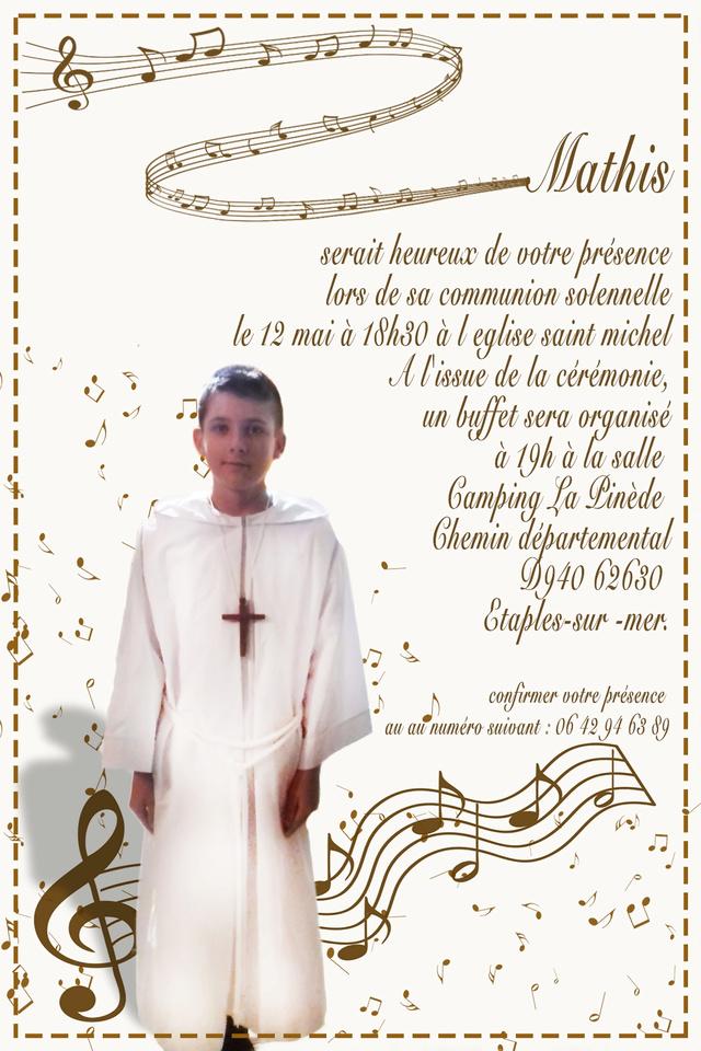 Invitation communion  Sans_t28