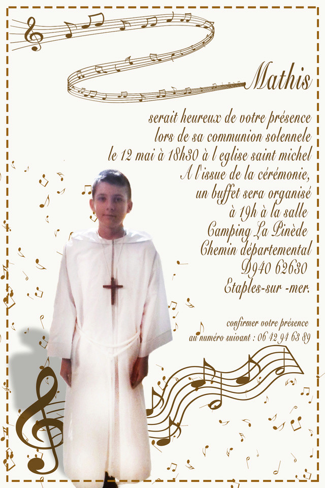 Invitation communion  Sans_t29