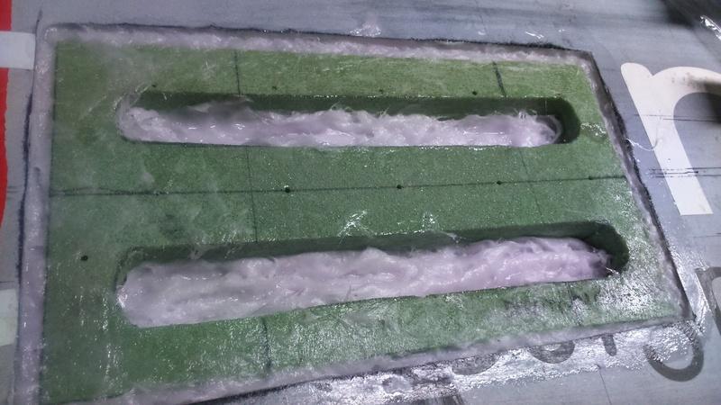 HYDROFOIL REDWOOD SUR PLANCHE GONG ( ADAPTATION ) Dsc_0015