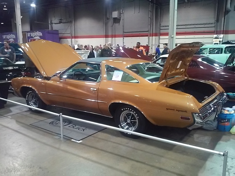 Spied at the Muslce car and Vette Nationals in Chicago this past weekend 20171113