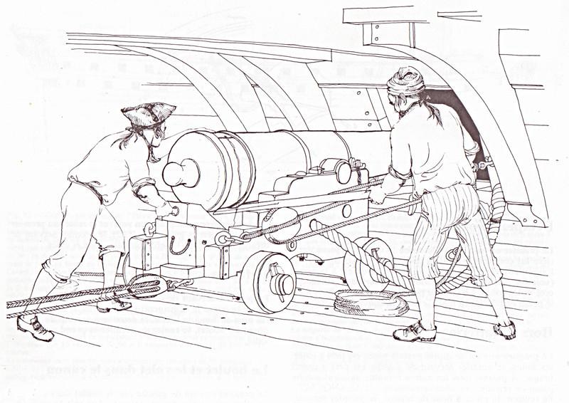 Artillerie Navale sous la Révolution et le Consulat  171_ca10