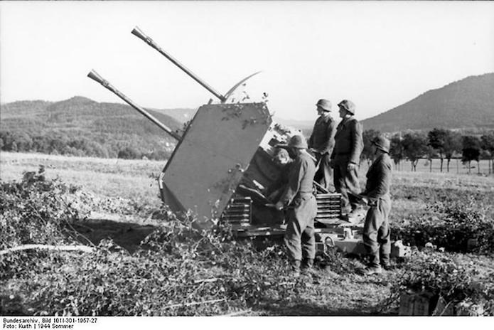 Bismarck sur la chaîne 24 210