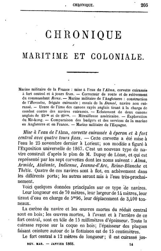 Cuirassés français - Page 9 Alma_110