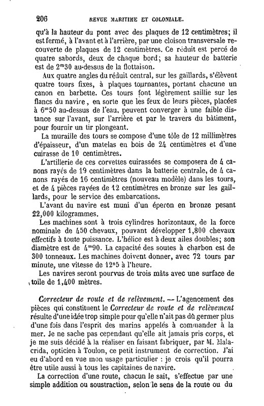 Cuirassés français - Page 9 Alma_210