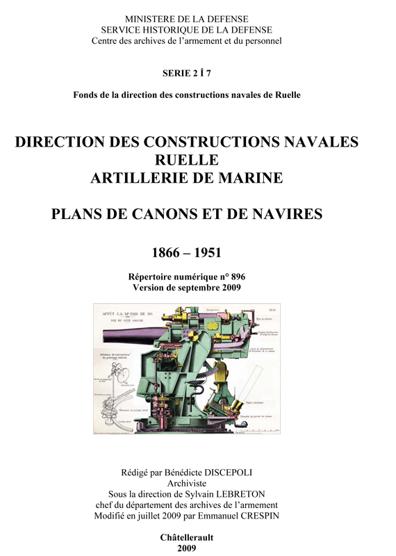 Canons Marine France années 1920-1930 Canons10