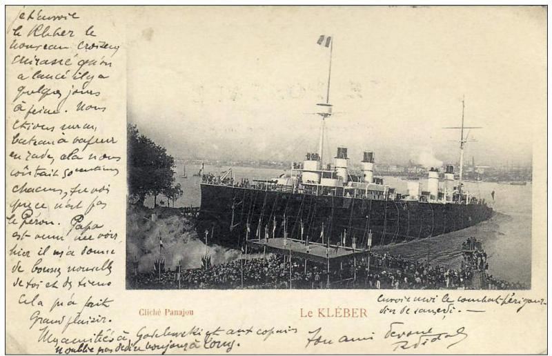 Marine de guerre à Nantes. Kleber10