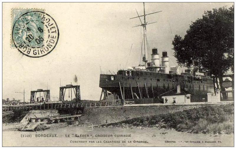 Marine de guerre à Nantes. Kleber11