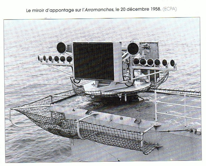 Arromanches 1946 - 1972 Miroir10