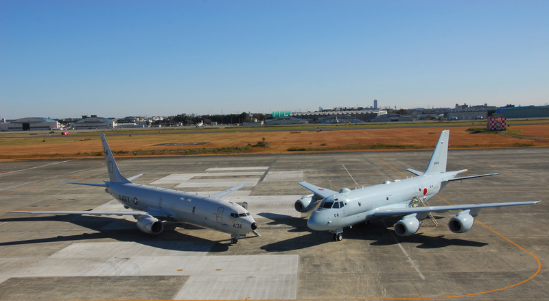 [Aviation maritime] Kawasaki P-1 - Page 2 P-8a_o10