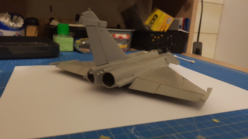 Rafale C 1/48 Revell - Page 2 20181111