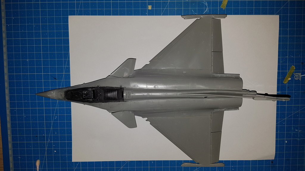 Rafale C 1/48 Revell - Page 2 20181113