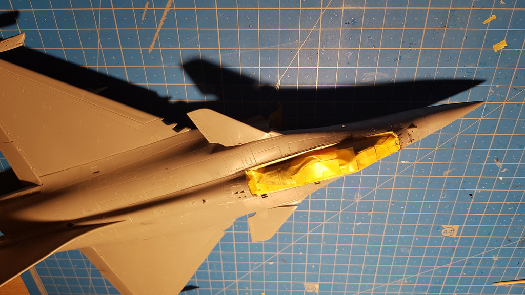 Rafale C 1/48 Revell - Page 3 20181219
