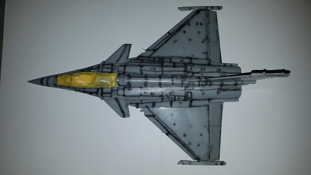 Rafale C 1/48 Revell - Page 3 20181221