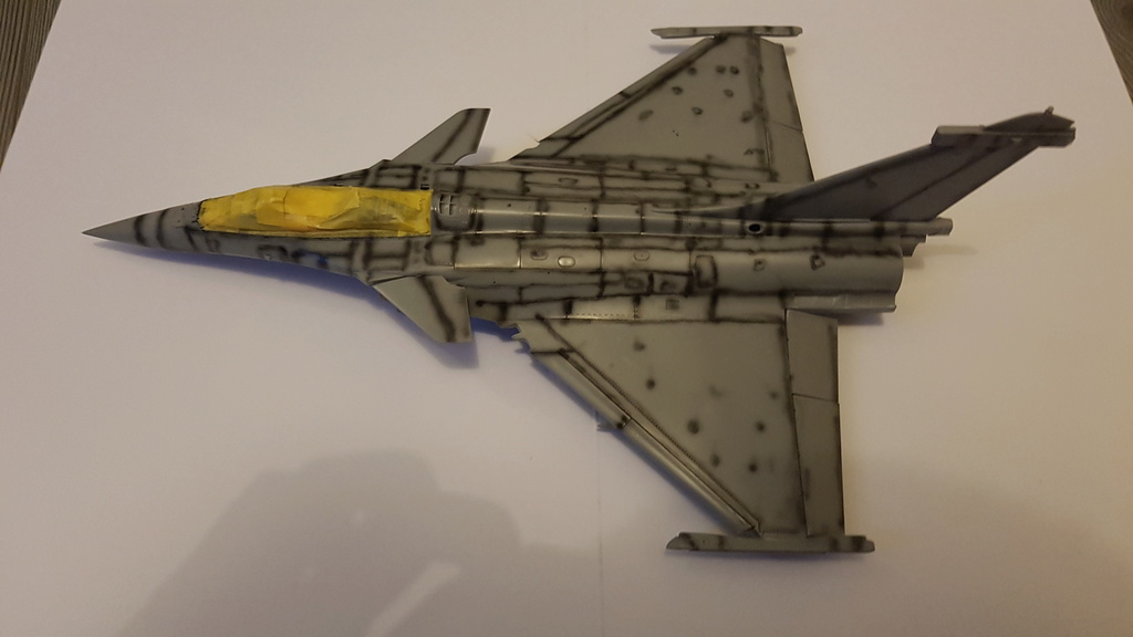 Rafale C 1/48 Revell - Page 3 20181222